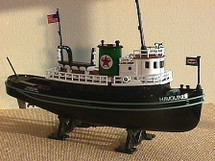 Tugboat Texaco #2 Havoline Std Racing Champions & Ertl
