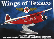 "Eaglet Wings of Texaco"" Eaglet #10 in the Series Racing Champions & Ertl"