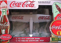 Tri-Motor Coca-Cola 1927 Racing Champions & Ertl
