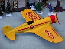 Northrop Gamma Coca-Cola 1932 Racing Champions & Ertl