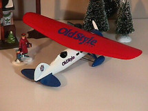 Air Express Old Style 1929 Lockheed Racing Champions & Ertl