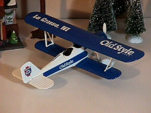 Stearman Old Style 1931 Racing Champions & Ertl