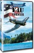 DVD F4U Corsair Roaring Glory DVD's