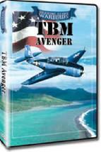 DVD TBM Avenger Roaring Glory DVD's