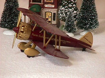 Stearman Bi-Plane Farm Safety 4 Kids