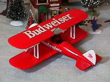 Stearman Bi-Plane Budweiser