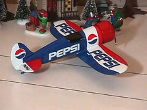 Travel Air Pepsi-Cola