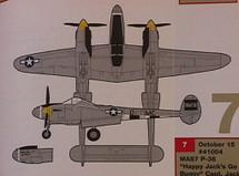 "P-38 Lightning Happy Jack's ""Go Buggy"""