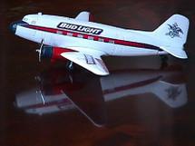 Douglas DC-3 Bud Light