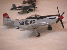 "P-51 Mustang SDNG ""Puking Wolf"""