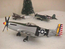P-51D Mustang US Army Air Corps 5th Air Force