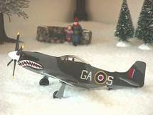 P-51D Mustang RAF 112 Sqn.