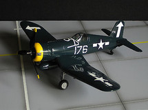 "F4U Corsair ""Bunker Hill"" F4U Corsair"