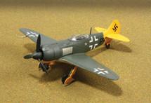 La-5 Luftwaffe, Stendal, Germany, 1945, Captured Aircraft