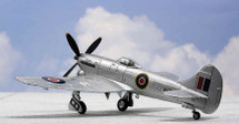 """Hawker Tempest Mk.V RAF No. 3 SQN. """"George Kosh"""" Display Model"""