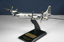 B-29 Super Fortress Paul Tibbets Enola Gay signed on the wing, Comes with Certificate of Authenticity