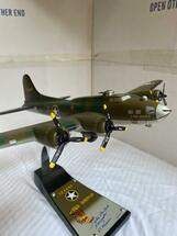"B-17F Flying Fortress Theodore Van Kirk ""Red Gremlin"""