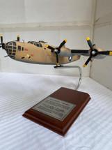 B-24D PLOESTI RAID 1/62 SIGNED BY WALTER STEWART