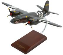 B-26C Marauder 1/48 Flak Bait Mahogany Display Model