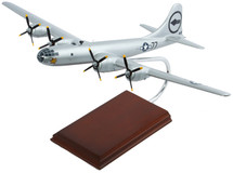 B-29 1/72 Bockscar Mahogany Display Model