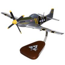 "P-51 Mustang ""Flying Undertaker"" 1:25 Scale TMC Models"