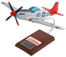 P-51D TUSKEGEE AIR 1/24