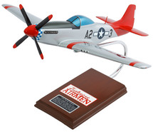 P-51D TUSKEGEE AIR 1/24