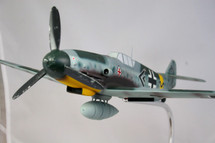ME-109E Messerschmitt Signed by the Legendary Gunther Rall - Signature Series
