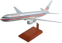 AMERICAN 767-300 1/100 OLD LIVERY