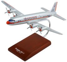 AMERICAN DC-7 1/100