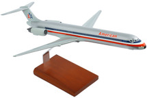 AMERICAN MD-80 1/100