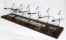SPACE SHUTTLE COLLECTION 1/144 (6)