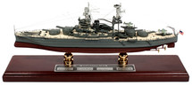 U.S.S. ARRIZONA W/SIGNATURE PLAQUE 1/350