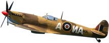 Supermarine Spitfire RAF JG184/AN-A