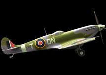 Supermarine Spitfire Mk IX RCAF 416 Sqn.