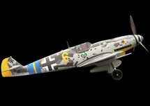 "BF-109G-6 Messerschmitt JG 54 ""Yellow 6"""