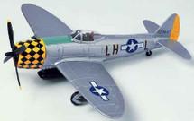 P-47D Thunderbolt Yellow/Black Checkered Cowl