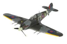 Hurricane Mk II RAF No.43 Sqn, BN230, Daniel Du Vivier, RAF Acklinton