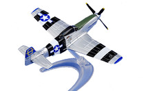 """P-51D Mustang USAAF 356th FG, """"Jumpin` Jaques"""""""