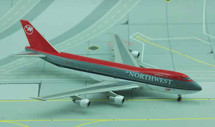 Northwest B747-200 Dragon Models