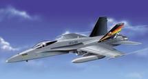 F-18 Hornet US Navy Display Model