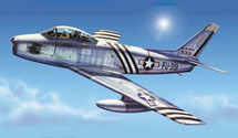F-86 Sabre US Air Force Korean War Diecast Display Model