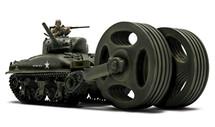 M4A1 Sherman Tank U.S.