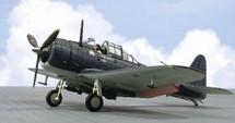 SBD-5 Dauntless Aeronavale Flotille 4.1F