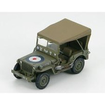 Willys MB Jeep - Royal Air Force