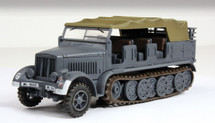 Sd.Kfz.7 Half-Track Luftwaffe Airborne Tank Division, Eastern Front, Summer, 1941