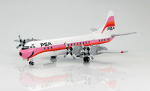Pacific Southwest Airlines L-188 Electra 1:200 Hobby Master HM-HL1011