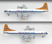"Trans Australia Airlines L-188 Electra VH-TLA,"""