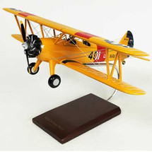 PT-17 N2S YELLOW PERIL STEARMAN 1/24
