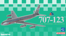 "B707-123 ""American Airlines"" Astrojet (Vintage Livery) w/Collector Tin ~ N7591A (Airline)"